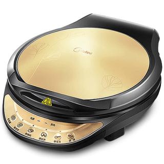 美的电饼铛家用双面加热新款自动断电全自动电饼档煎饼烙饼锅正品